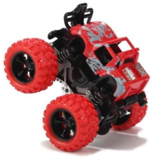 Đồ chơi mô hình xe vượt địa hình bánh đà cao cấp, chất liệu siêu bền cho bé thỏa sức vui chơi