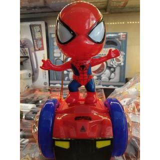 Lồng đèn Spider Man, lồng đèn trung thu siêu nhân người nhện.Tặng kèm pin.