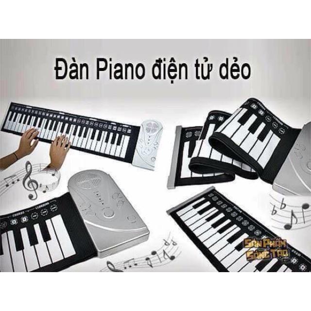 Đàn piano điện tử dẻo gấp gọn siêu hot cho bé - 3066200 , 366559038 , 322_366559038 , 315000 , Dan-piano-dien-tu-deo-gap-gon-sieu-hot-cho-be-322_366559038 , shopee.vn , Đàn piano điện tử dẻo gấp gọn siêu hot cho bé