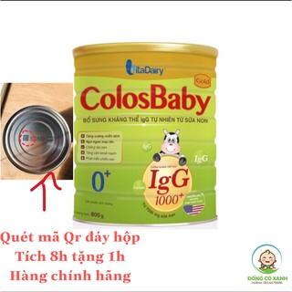 sữa non colobaby 0+ 900g hàng chính hãng vitadairy