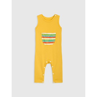 Jumpsuit em bé trai in thân trước 7DJ19S001 CANIFA thumbnail