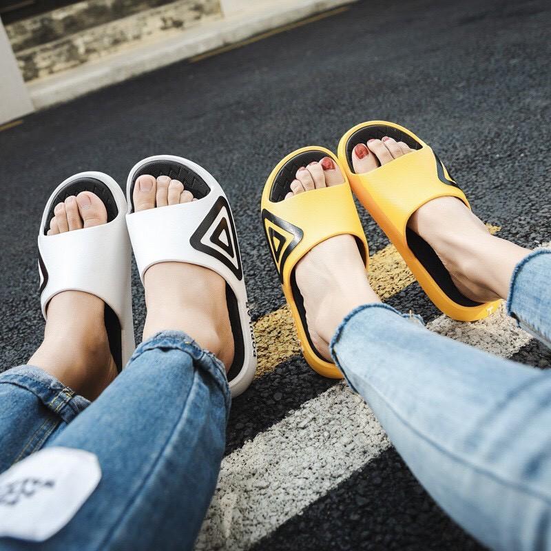 Dép thời trang cao cấp Pular cao su cao cấp mẫu mới 2020 - Giày dép unisex