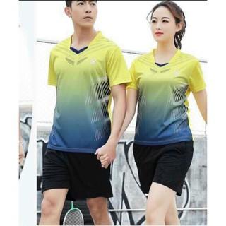 Áo cầu lông, bóng chuyền Yonex hàng cao cấp mặc cho nam nữ thumbnail