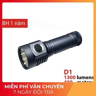 Hình ảnh [nhập DENPNEW giảm 20k] Đèn pin EMISAR D1 sử dụng LED XP-L HI độ sáng 1300lm, chiếu xa 400m-0