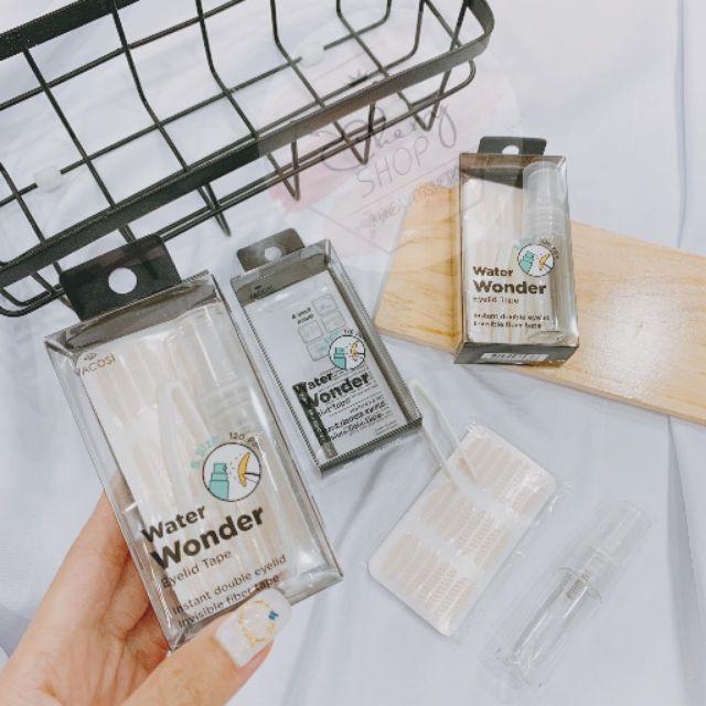Water Wonder Eyelid Tape - Kích Mí Lưới Nước | Shopee Việt Nam