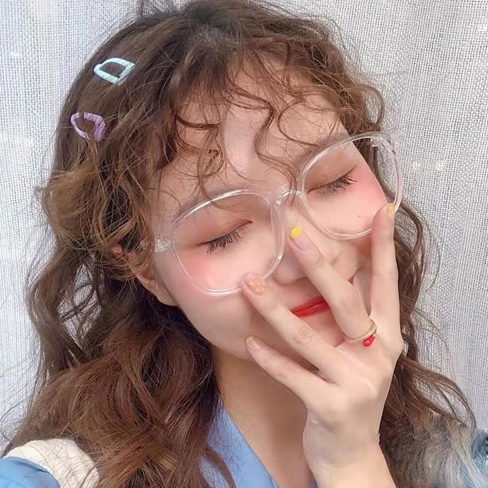 [Mã FAMAYFA giảm 10K đơn 50K] Gọng Kính Bản To Hot Ulzzang Hàn Quốc P062
