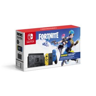 Máy Nintendo Switch Fortnite Edition Hệ US Like New 100% Chính Hãng thumbnail