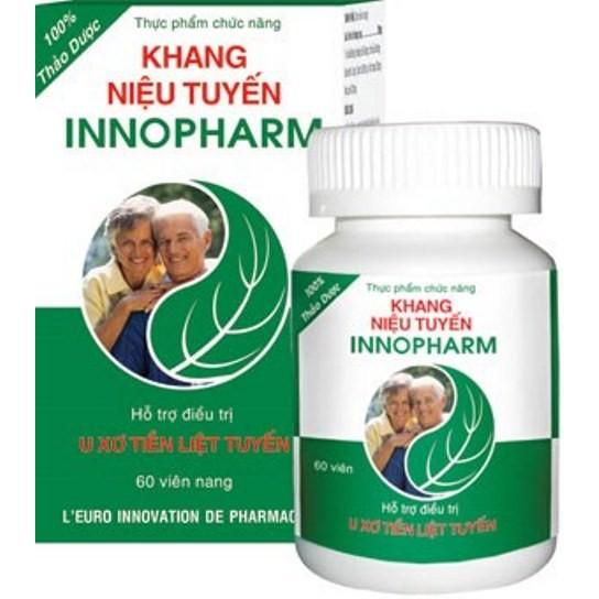 KHANG NIỆU TUYẾN hỗ trợ điều trị u xơ tuyến tiền liệt:
