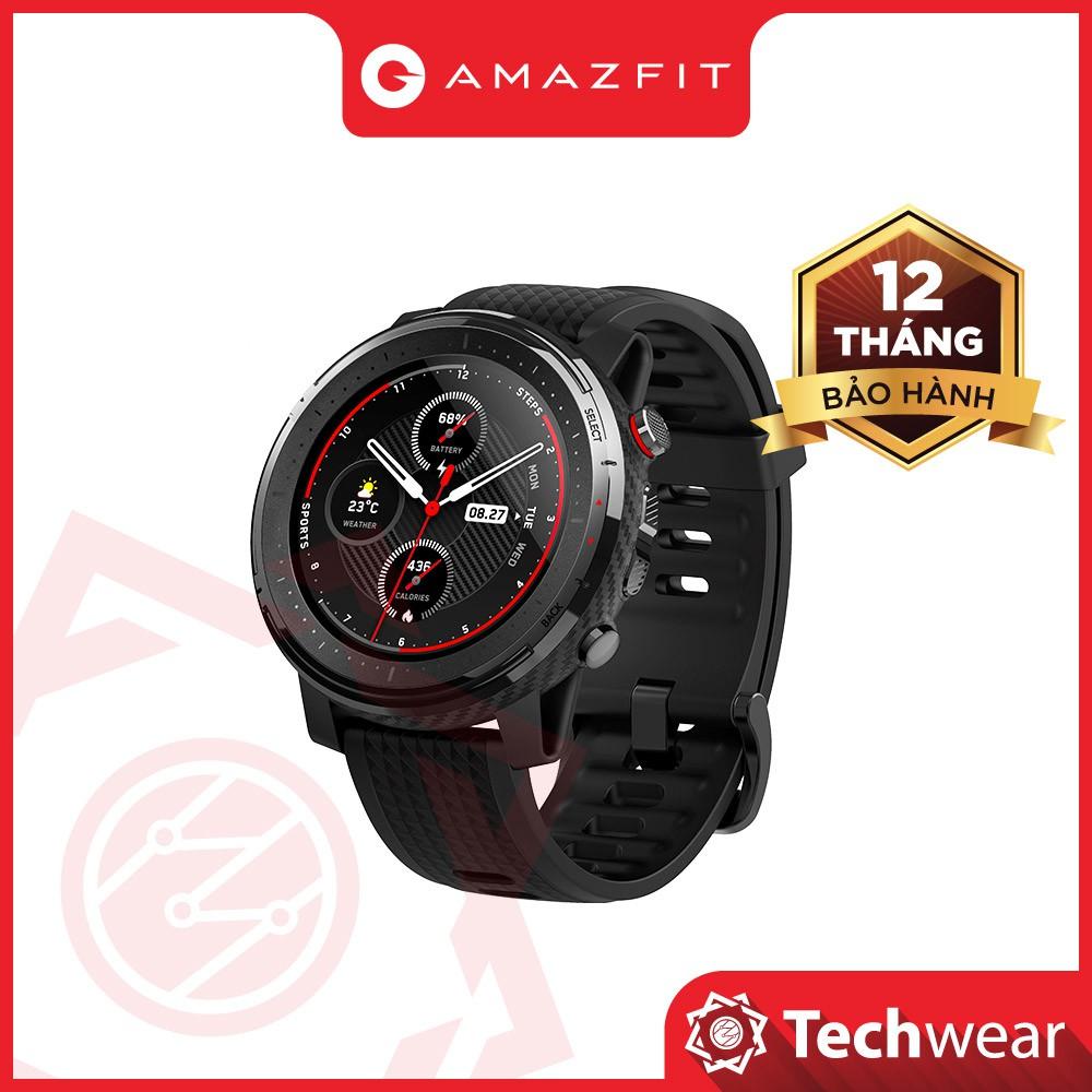 Đồng hồ Huami Amazfit Stratos 3 - Bản quốc tế chính hãng DGW