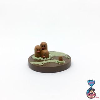 Bộ mô hình Pokemon Diglet – Dugtrio PZ2