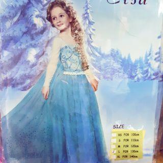 Đầm Elsa 4 size hàng đẹp