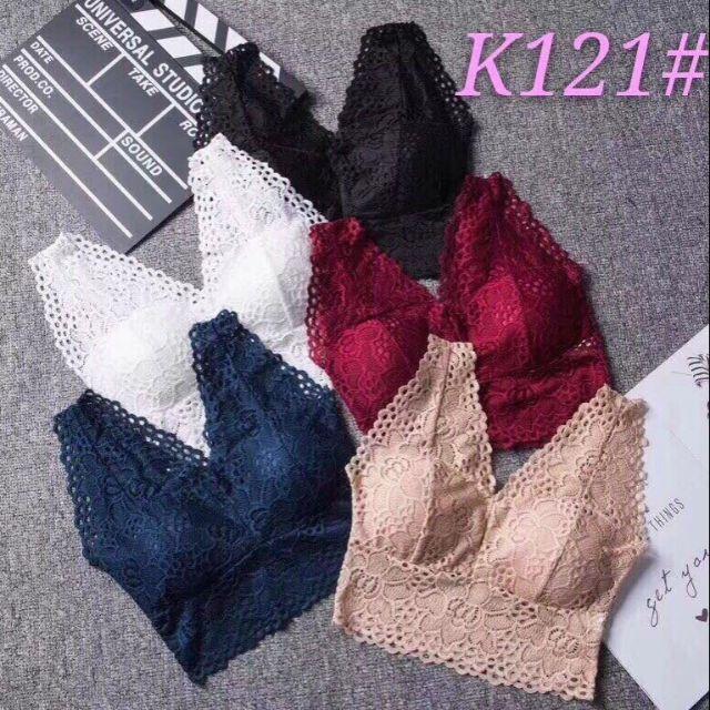 Áo bra ren croptop hàng Quảng Châu