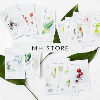 Mặt nạ giấy Innisfree It s Real Squeeze Mask 20ml [17 vị] 2