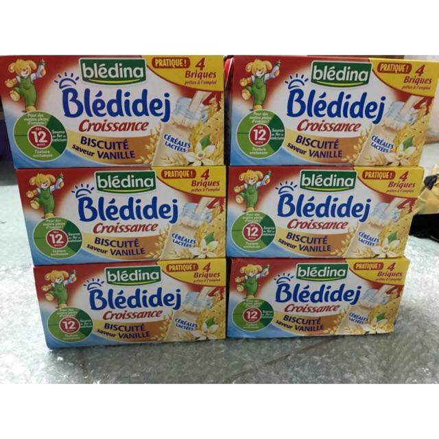 sữa nước bledina 12m
