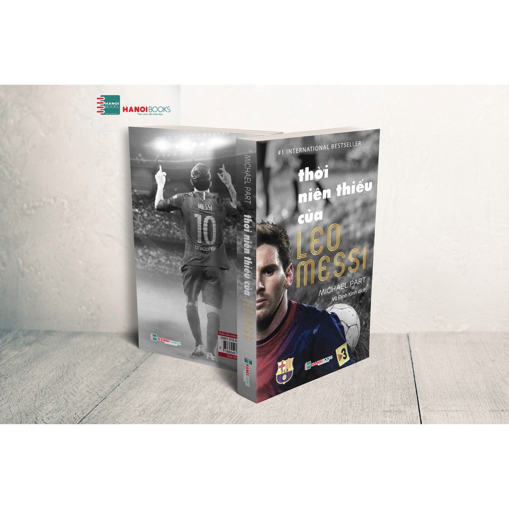 Sách Thể Thao : Thời Niên Thiếu Của Leo Messi