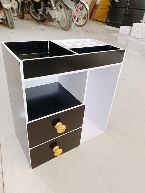 Tủ mini đựng mỹ phẩm đủ màu