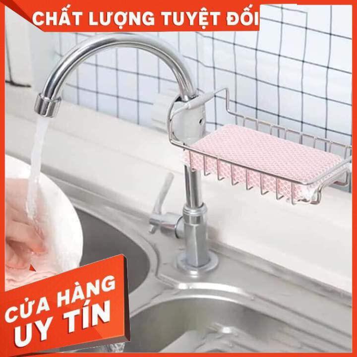 Giá Treo Đồ Rửa Bát Inox Gắn Vòi Nước | Shopee Việt Nam