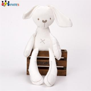 Cute Doll Baby Soft Plush Toys For Children Bunny Sleeping Mate Baby Toys For Infants