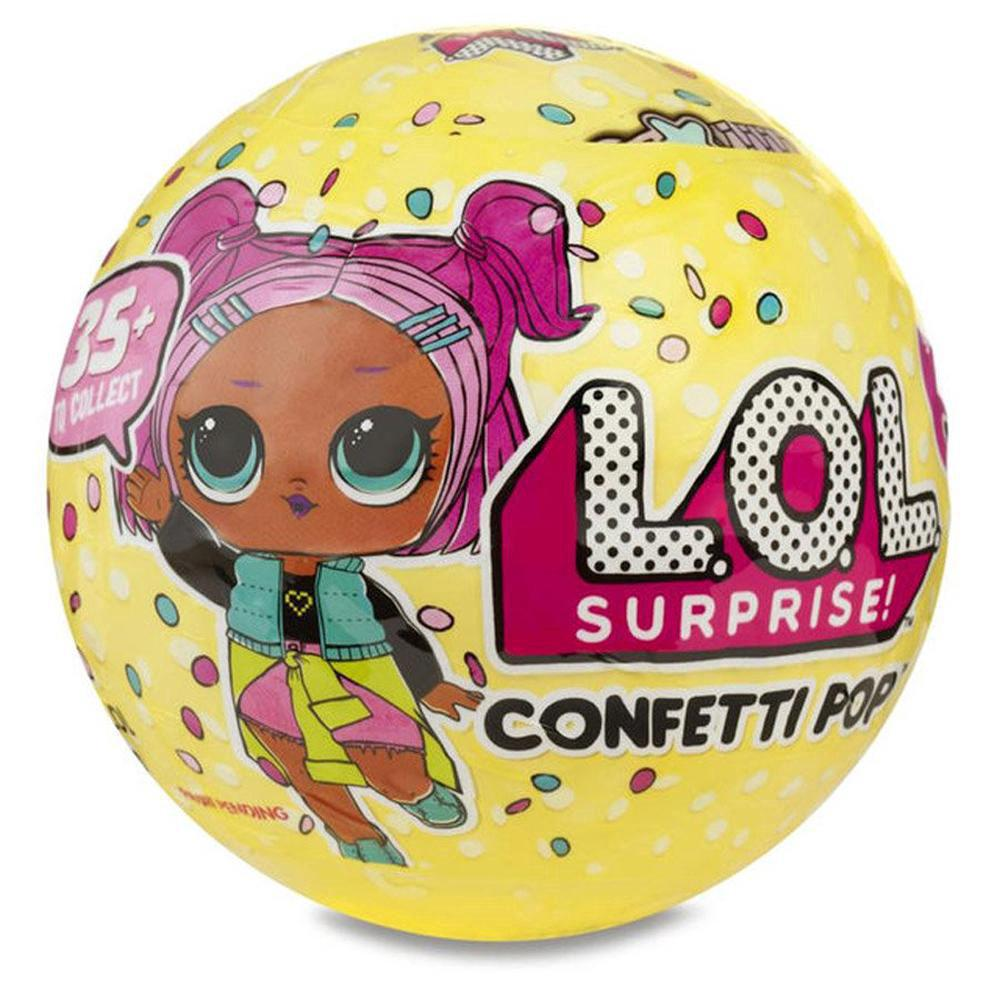 Lol Surprise Confetti Pop Doll