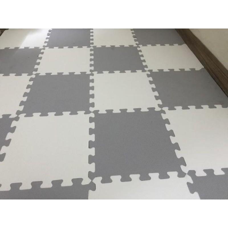Set 10 thảm xốp lót sàn 30x30x1cm hàng xuất khẩu ko mùi hôi