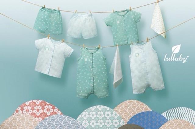 LULLABY 2019 - Bộ xô Lullaby cho bé trai/bé gái từ 3 tháng đến 4 tuổi
