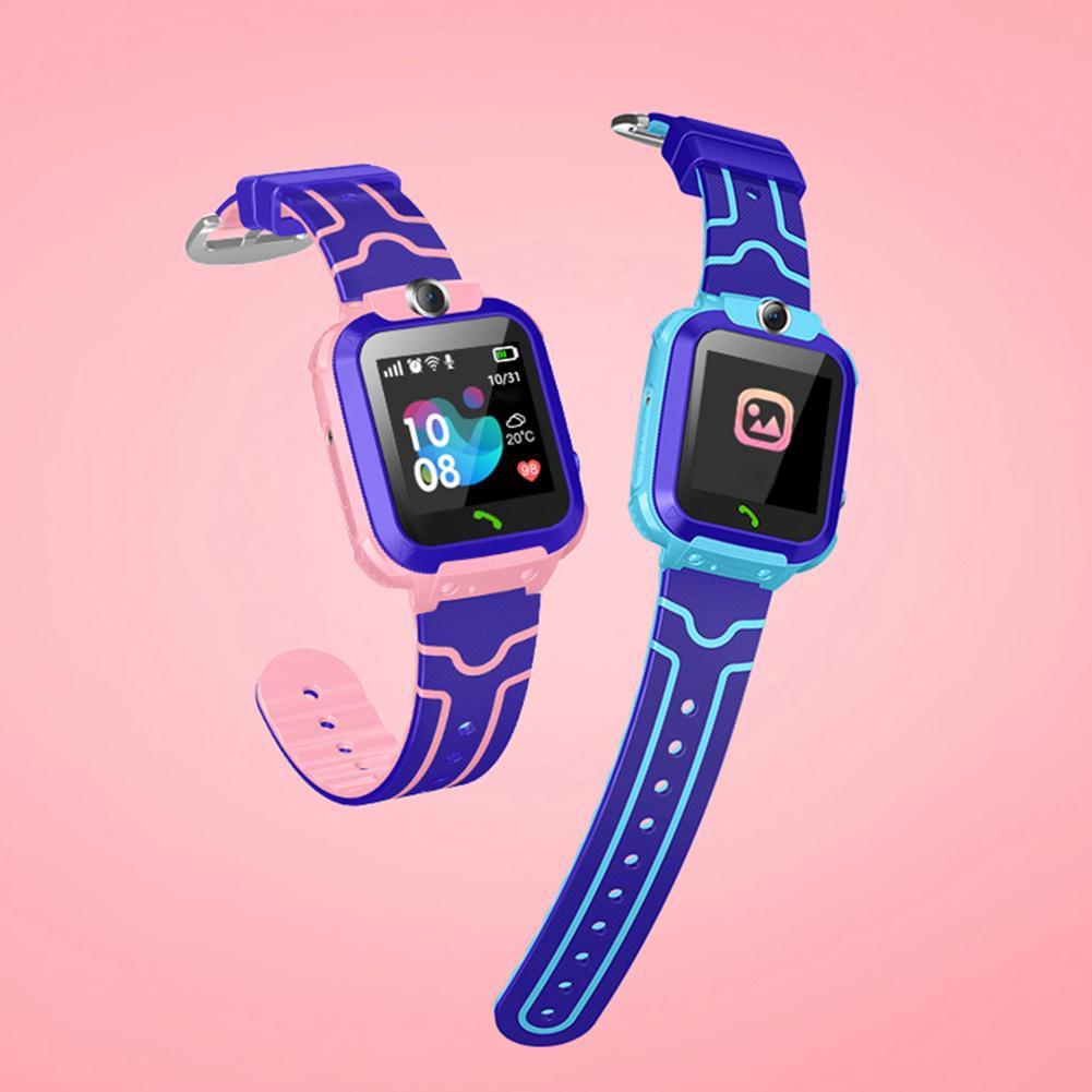 Đồng hồ thông minh S12 chống nước IP67 theo dõi sức khỏe cho trẻ em Đồng hồ điện tử