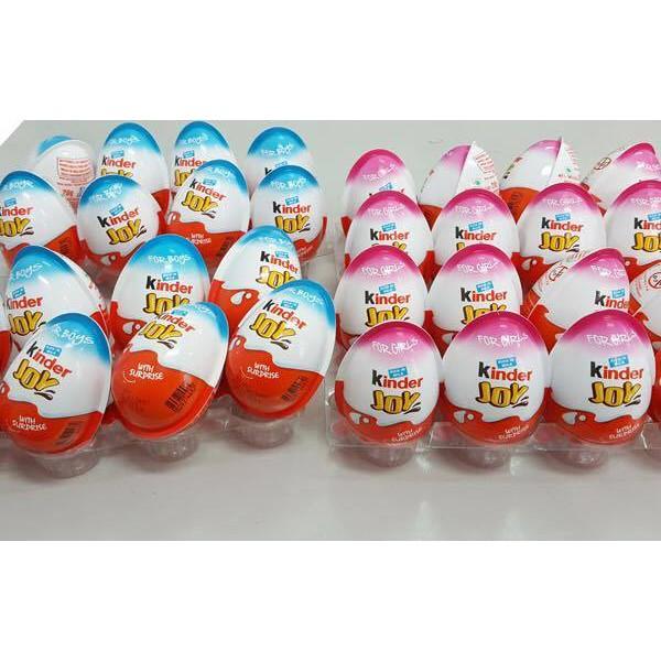 Combo 12 Trứng socola Kinder Joy 20g