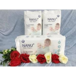 [DÙNG THỬ] Tã quần Nanu baby Nhật Bản 5M 5L 5XL 5XXL 5XXXL thumbnail