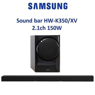 Loa thanh soundbar Samsung 2.1 HW-K350 150W thumbnail