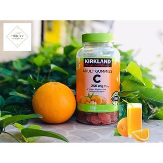Kirkland Vitamin C cho người lớn