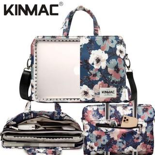 (Ảnh+clip thật) Túi xách laptop nữ cao cấp KINMAC-Túi chống sốc, chống nước, không bám bụi 13inch, 14inch, 15.6inch
