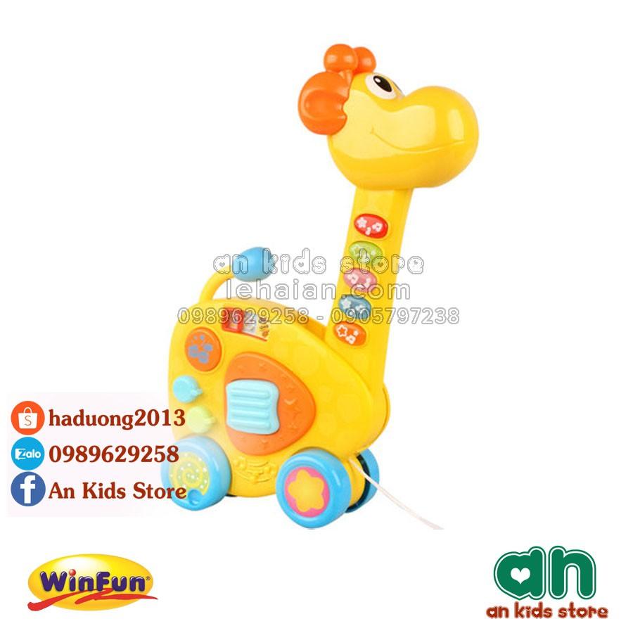 Đồ chơi đàn nhạc hình hươu cao cổ Winfun 2088 - Hàng chính hãng - 2727157 , 1242389087 , 322_1242389087 , 546000 , Do-choi-dan-nhac-hinh-huou-cao-co-Winfun-2088-Hang-chinh-hang-322_1242389087 , shopee.vn , Đồ chơi đàn nhạc hình hươu cao cổ Winfun 2088 - Hàng chính hãng