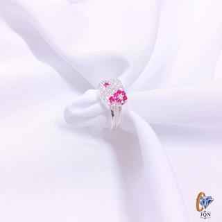 Nhẫn bạc cho bé gái mặt kitty cực xinh Nhẫn JQN thumbnail