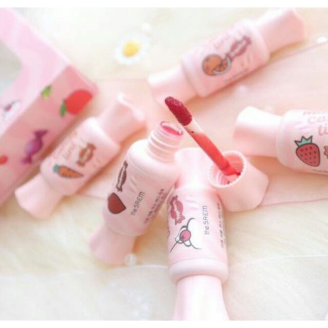 THE SAEM Mousse Candy Tint