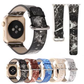 Dây đeo da thay thế cho Apple Watch 1/2/3/4 nhiều kích cỡ 38/40/42/44MM