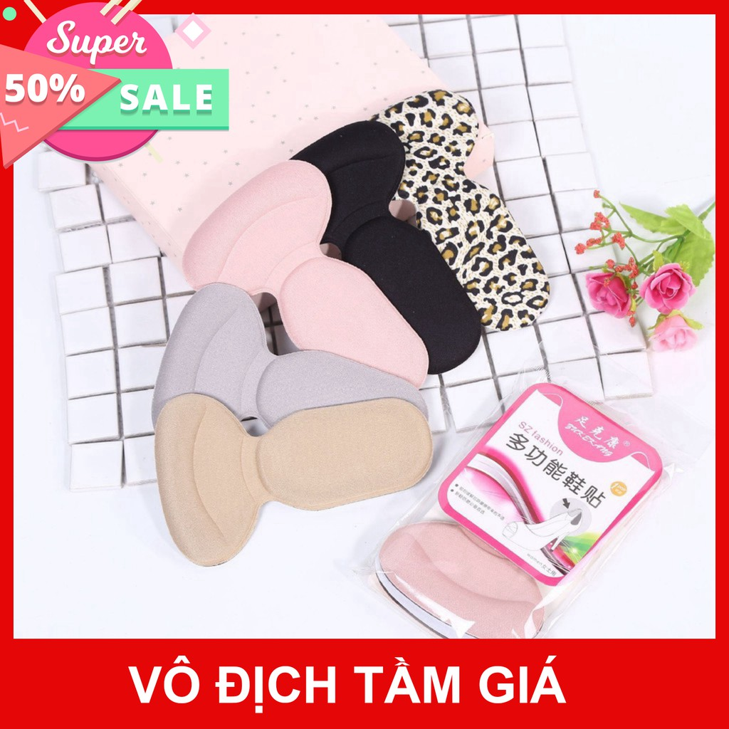 2 Miếng lót giày bị rộng, chống đau chân