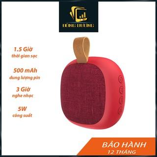 Loa bluetooth Hoco BS31 loa du lịch nhỏ gọn Bright sound Wireless V4.2WT,loa bluetooth mini - Phụ Kiện ĐÔNG DƯƠNG