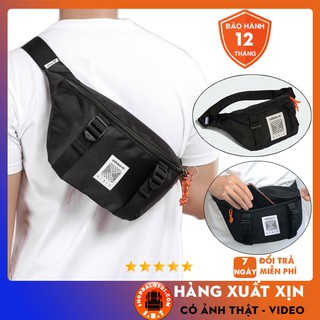 Túi đeo chéo [ CHỐNG NƯỚC ] Túi đeo chéo Adidas Atric Bum Bag – Thiết kế thông minh có thể đeo bụng, đeo chéo dễ đựng đồ