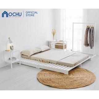 [Mã HLSNVV1212 giảm 15% đơn 99K] Bộ Phòng Ngủ OCHU Yongin Set Combo - White thumbnail