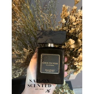 Nước hoa Beaufort Coeur De Noir dung tích 2ml 5ml 10ml thumbnail