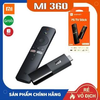 [Mã ELMSBC giảm 8% đơn 300K] Android TV Xiaomi Mi TV stick Quốc Tế ✅ Tìm kiếm giọng nói Tiếng Việt
