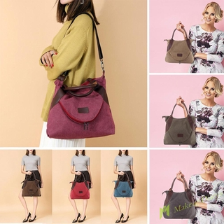 Women Large Capacity Totes Shopping Bag Handbag Shoulder Messenger Bags
