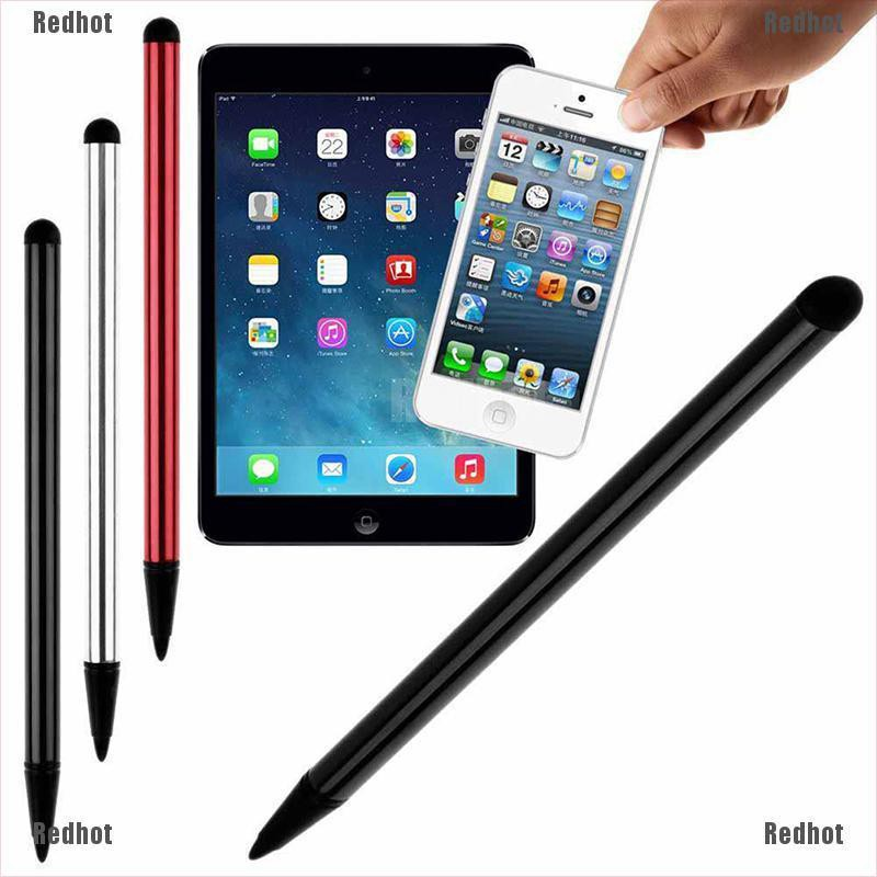 Redhot 2pc Capacitive Stylus Touch Screen Pen for iPhoneX Galaxy S Remarkable Precision