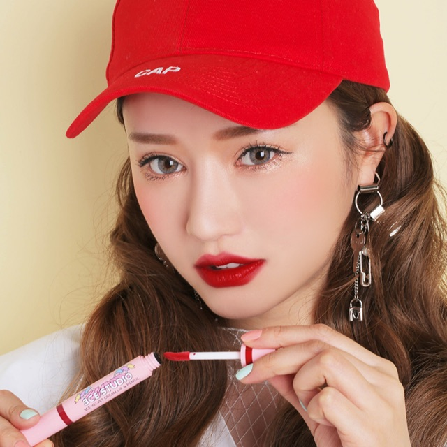 Son 3CE studio velvet cream lip and pencil - son 2 đầu ( Desperado - Đỏ đất) - 21688506 , 1499397821 , 322_1499397821 , 300000 , Son-3CE-studio-velvet-cream-lip-and-pencil-son-2-dau-Desperado-Do-dat-322_1499397821 , shopee.vn , Son 3CE studio velvet cream lip and pencil - son 2 đầu ( Desperado - Đỏ đất)