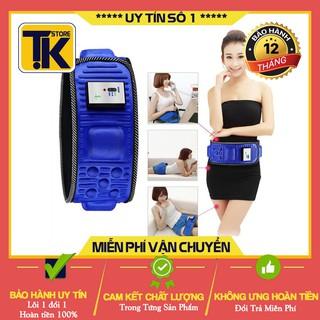 [Hàng Chính Hãng] Đai massage toàn thân giảm béo X5 Hàn Quốc, đai matxa giảm béo và mỡ bụng – Bảo Hành 12 Tháng