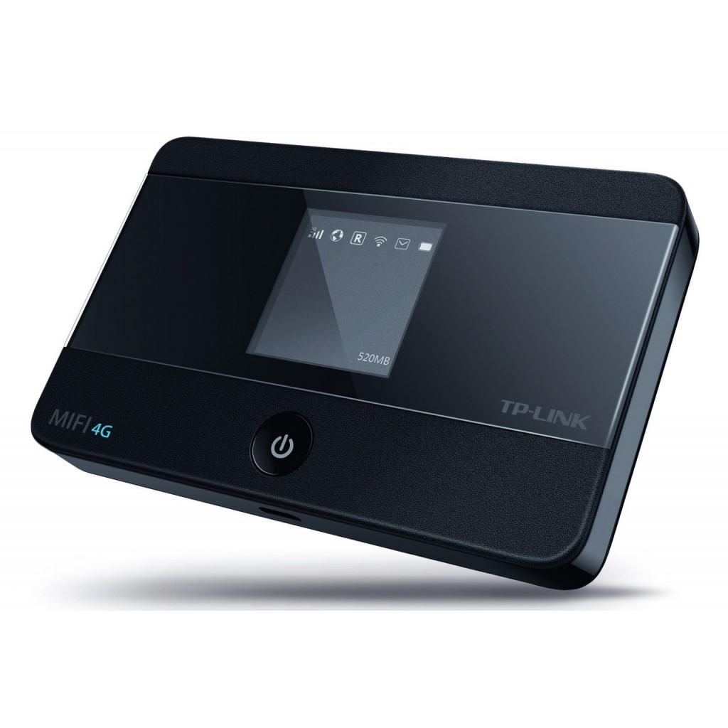 TP-Link M7350 - M7300 - Bộ phát Wifi di động 3G 4G (Đen) - Hàng Chính Hãng Bảo Hành 24T