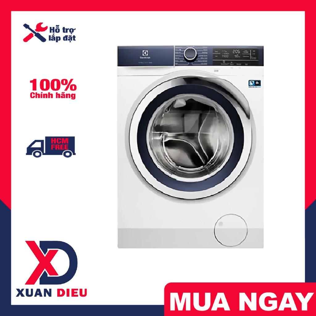 Máy giặt Electrolux 9.0 KG EWF9023BDWA - Hẹn giờ giặt, Chức năng thêm quần áo, Giặt hơi nước giảm thiểu nếp nhăn