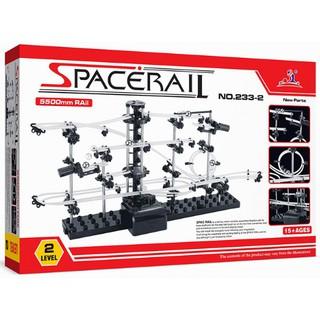 [SIÊU THÔNG MINH] Đồ chơi lắp ghép Vòng Đua Vũ Trụ Spacerail Level 2 No. 233-2 (Chạy pin)