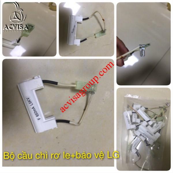 Bộ cầu chì rơ le bảo vệ LG - 3107059 , 1325608345 , 322_1325608345 , 17500 , Bo-cau-chi-ro-le-bao-ve-LG-322_1325608345 , shopee.vn , Bộ cầu chì rơ le bảo vệ LG