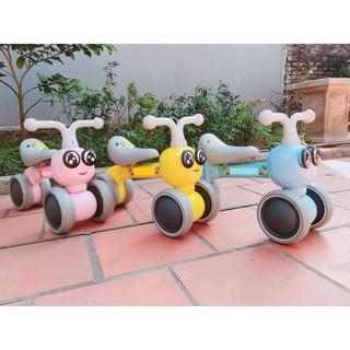 Xe chòi chân thăng bằng có Nhạc cho Bé từ 1 đến 4 tuổi